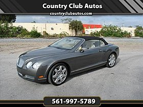2008 Bentley Continental GTC Convertible for sale 100925162