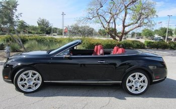 2008 Bentley Continental GTC Convertible for sale 100987879