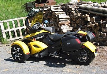 2008 Can-Am Spyder GS for sale 200468181