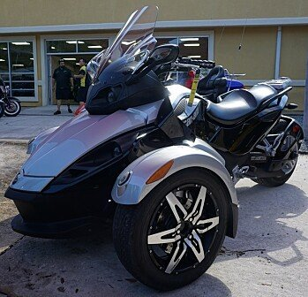 2008 Can-Am Spyder GS for sale 200570477