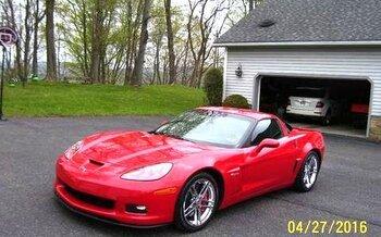 2008 Chevrolet Corvette Z06 Coupe for sale 100759520