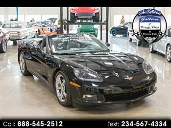 2008 Chevrolet Corvette Convertible for sale 100747990