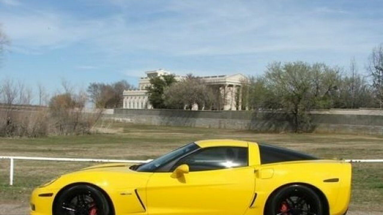 2008 Chevrolet Corvette Z06 Coupe for sale 101014755