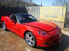 2008 Chevrolet Corvette Coupe for sale 100292133