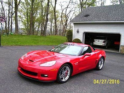 2008 Chevrolet Corvette Z06 Coupe for sale 100759520