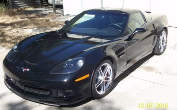 2008 Chevrolet Corvette Z06 Coupe for sale 100771517