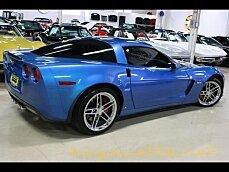 2008 Chevrolet Corvette Z06 Coupe for sale 100864400