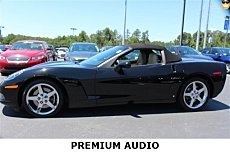 2008 Chevrolet Corvette Convertible for sale 100888321