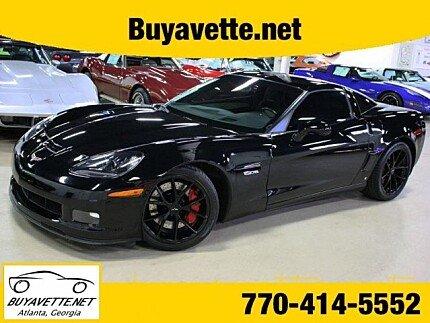 2008 Chevrolet Corvette Z06 Coupe for sale 100904649
