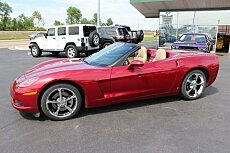 2008 Chevrolet Corvette Convertible for sale 100923357