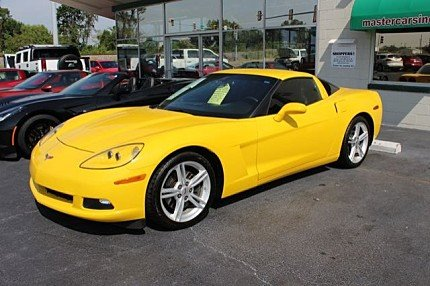 2008 Chevrolet Corvette Coupe for sale 100923364