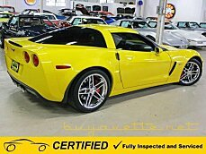 2008 Chevrolet Corvette Z06 Coupe for sale 100923616
