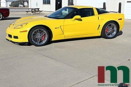 2008 Chevrolet Corvette Z06 Coupe for sale 100952581