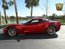 2008 Chevrolet Corvette Z06 Coupe for sale 100965579