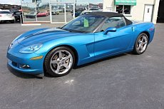 2008 Chevrolet Corvette Convertible for sale 100968476