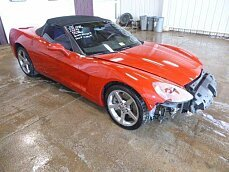 2008 Chevrolet Corvette Convertible for sale 100982676