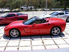 2008 Chevrolet Corvette Convertible for sale 100986756