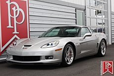 2008 Chevrolet Corvette Z06 Coupe for sale 100995712