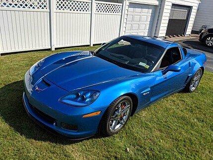 2008 Chevrolet Corvette Z06 Coupe for sale 100998440