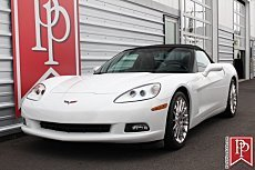 2008 Chevrolet Corvette Convertible for sale 101000004