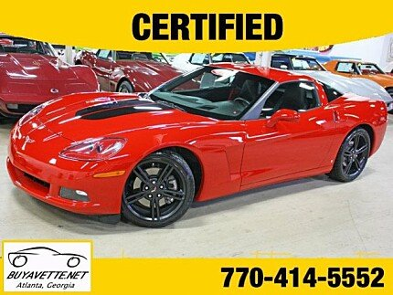 2008 Chevrolet Corvette Coupe for sale 101001430