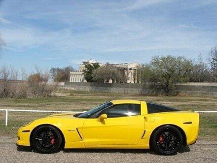 2008 Chevrolet Corvette Z06 Coupe for sale 101014755