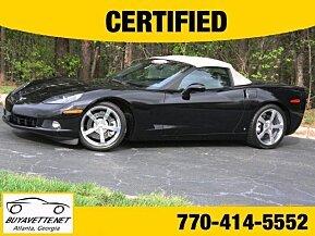 2008 Chevrolet Corvette Convertible for sale 101033365
