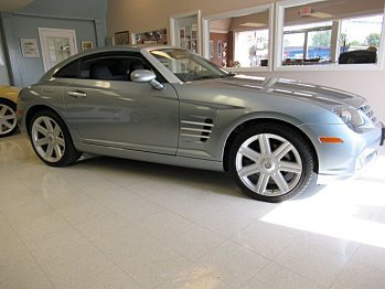 2008 Chrysler Crossfire Limited Coupe for sale 100909017