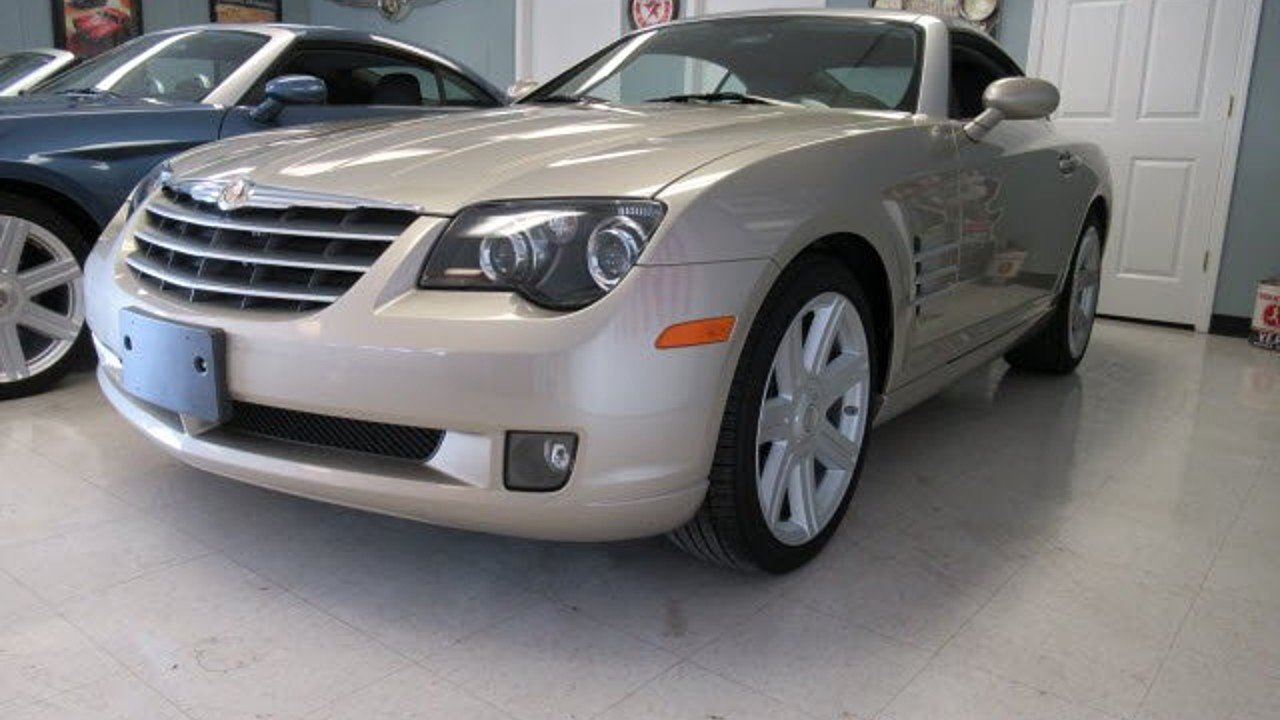 for chrysler findlay classic near car modern coupe crossfire ohio sale limited cars