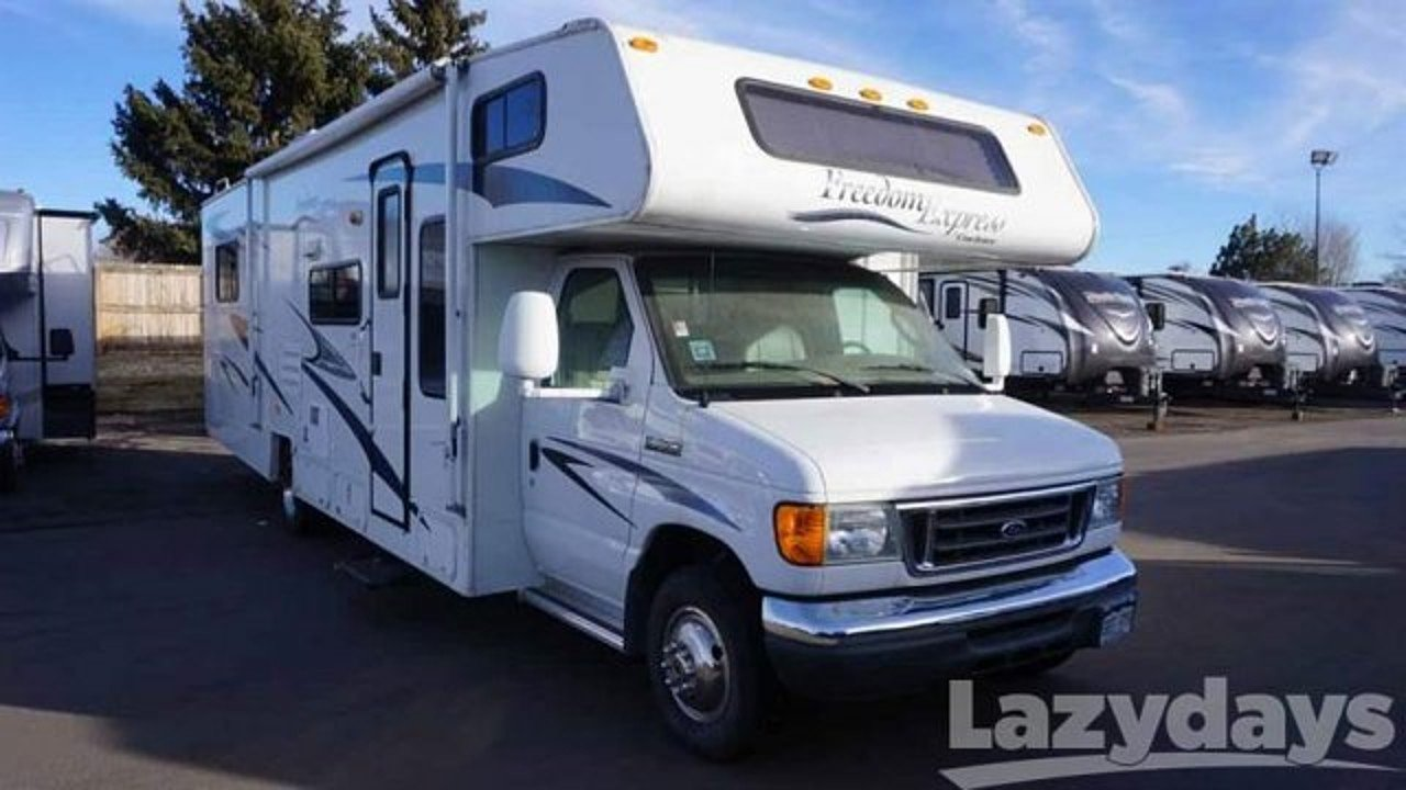 2008 Coachmen Freedom Express for sale 300126550