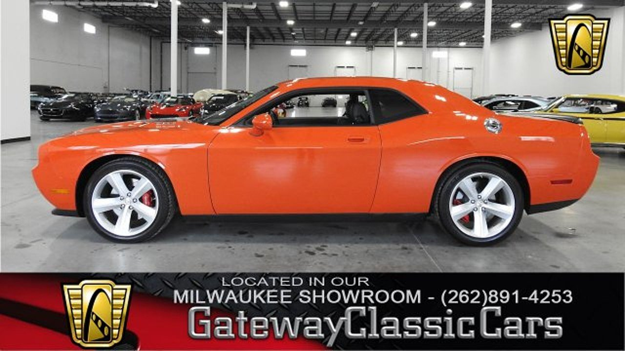 2008 Dodge Challenger SRT8 for sale 100945304