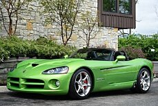 2008 Dodge Viper SRT-10 Convertible for sale 100758109