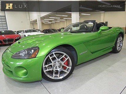 2008 Dodge Viper SRT-10 Convertible for sale 100885027