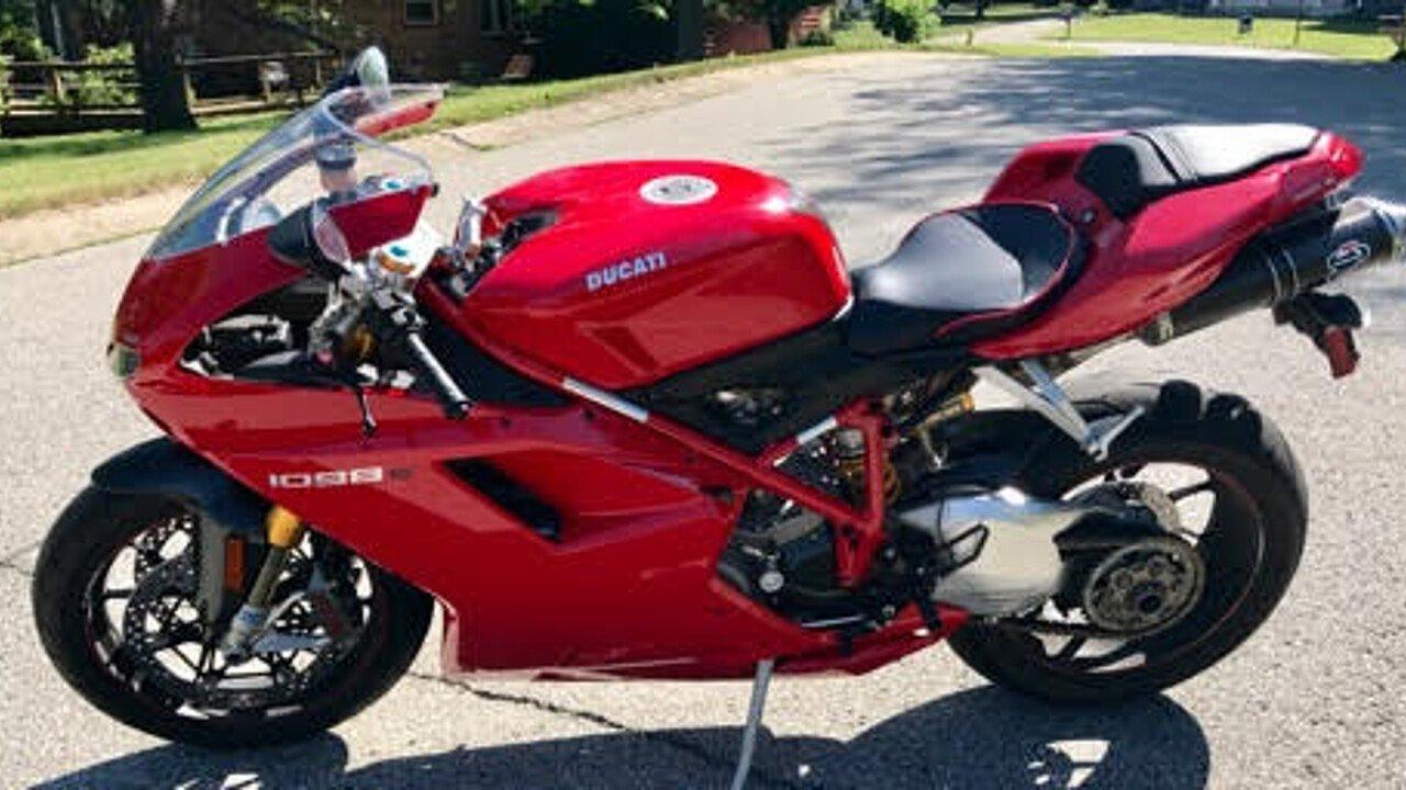 2008 Ducati Superbike 1098 S for sale near Greenwood, Indiana 46143 ...