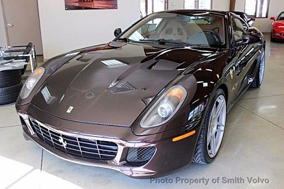 2008 Ferrari 599 GTB Fiorano for sale 100856465
