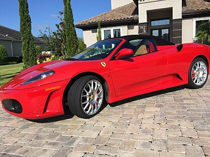 2008 Ferrari F430 Spider for sale 100815289