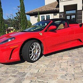 2008 Ferrari F430 Spider for sale 100815289