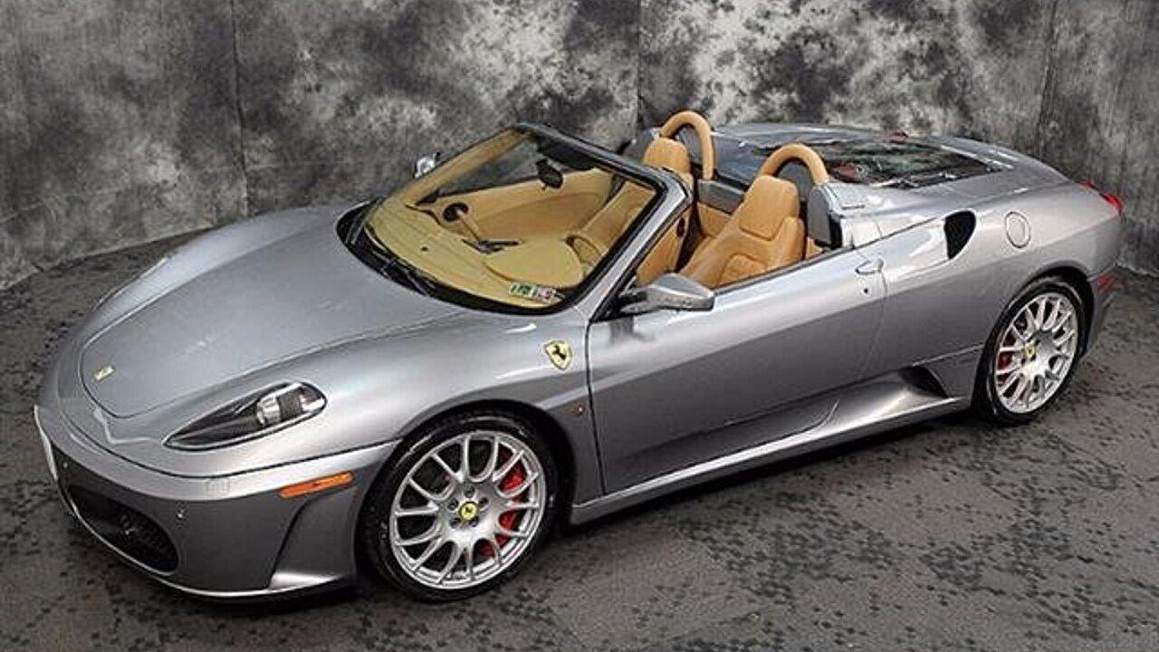 2008 Ferrari F430 Spider for sale 100881890