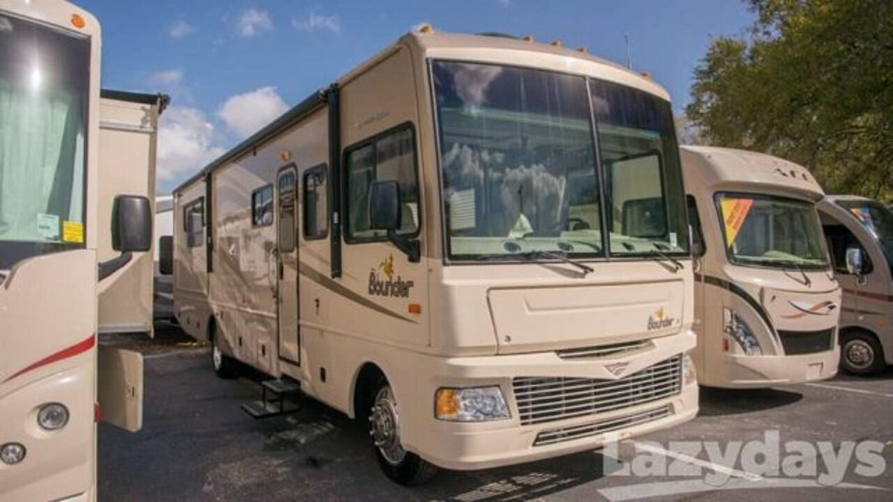 2008 Fleetwood Bounder for sale 300157404