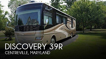 2008 Fleetwood Discovery for sale 300166583