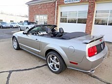 2008 Ford Mustang GT Convertible for sale 100780314