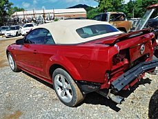 2008 Ford Mustang GT Convertible for sale 100782643