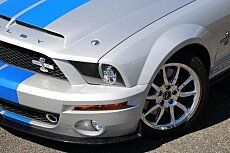 2008 Ford Mustang Shelby GT500 Coupe for sale 100795270