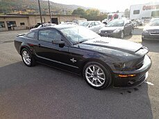 2008 Ford Mustang Shelby GT500 Coupe for sale 100815093