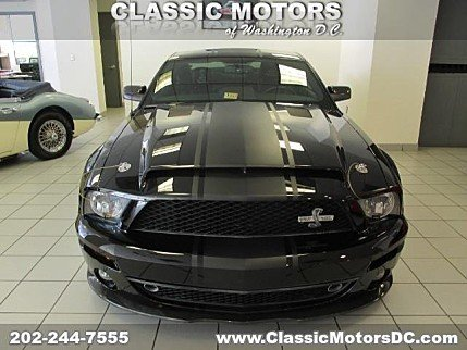 2008 Ford Mustang Shelby GT500 Coupe for sale 100832632