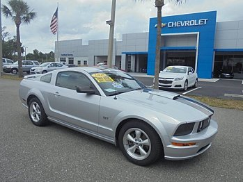 2008 Ford Mustang GT Coupe for sale 100865613