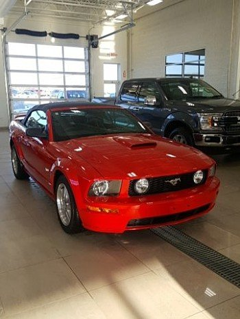 2008 Ford Mustang GT Convertible for sale 100943445