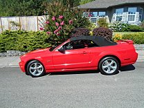 2008 Ford Mustang GT Convertible for sale 101023450