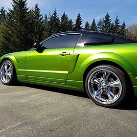 2008 Ford Mustang GT Coupe for sale 100762266