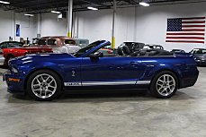 2008 Ford Mustang Shelby GT500 Convertible for sale 100821740
